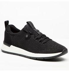 Ugg Sneakersy W Tay 1119486 Czarny