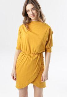 Żółta Sukienka Phianele