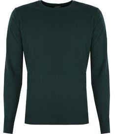 Sweter męski z wełny zimowy
