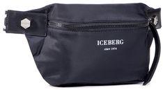 Saszetka nerka ICEBERG - 20lP1P172076963-9000 Black