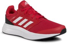 Buty adidas - Galaxy 5 FW5703 Scarlet/Cloud White/Core Black