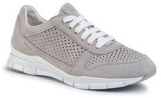 Geox Sneakersy D Sukie E D02F2B 00022 C1010 Szary