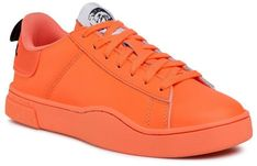 Sneakersy DIESEL - S-Clever Low Lace W Y02042 P3413 T4178 Fresh Salmon