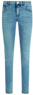 Pinko Jeansy Straight Leg 1X10E4 Y5A8 Niebieski Regular Fit