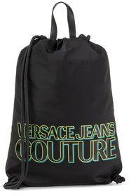 Versace Jeans Couture Plecak E1YUBB90 Czarny