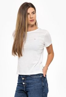 """Tommy Jeans """"Soft Jersey Tee""""  White"""