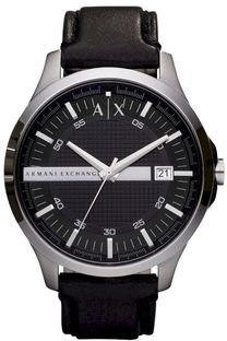 Zegarek ARMANI EXCHANGE - Hampton AX2101  Black/Silver