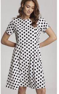 Sukienka biała Renee