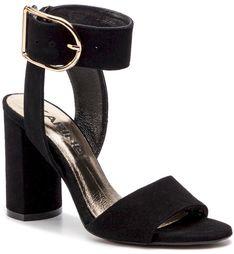 Sandały KARINO - 2876/003-P Czarny