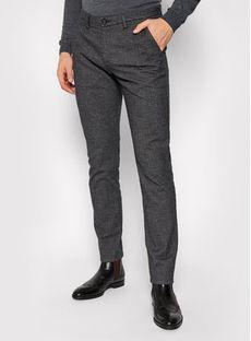 Baldessarini Spodnie materiałowe Jorck 16836/000/2298 Szary Regular Fit