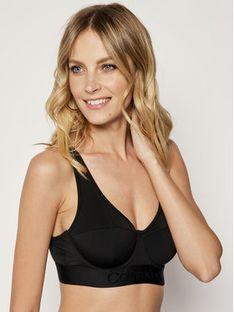 Calvin Klein Underwear Biustonosz top 000QF4947E Czarny