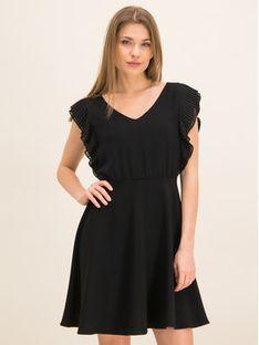 iBlues Sukienka koktajlowa 72262696 Czarny Regular Fit