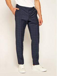 Strellson Spodnie materiałowe 11 Maser 3 30020957 Granatowy Slim Fit