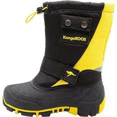 Buty zimowe dziecięce Kangaroos kozaki