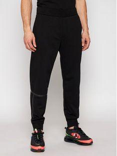 Armani Exchange Spodnie dresowe 3KZPFE ZJ9FZ 1200 Czarny Regular Fit