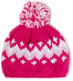 Czapka ROSSIGNOL - Jr Tina RLIYH09 Pink Fushia 374