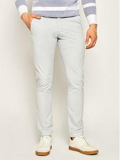 Strellson Spodnie materiałowe Code-D 30020082 Szary Slim Fit