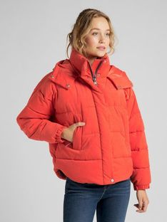 "Lee ""Puffer Jacket"" Poinciana"