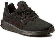 Sneakersy DC - Heathrow ADYS700071 Black/Black/Black(3Bk)