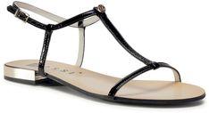Sandały NESSI - 49004SP Czarny 7