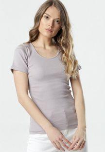 Khaki T-shirt Ananore