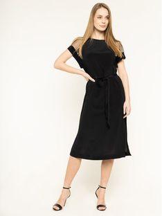 Escada Sport Sukienka koktajlowa Dymala 5031890 Czarny Regular Fit