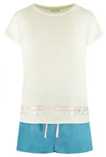 Pastelowa piżama Potis & Verso SONOKO
