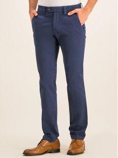 Digel Spodnie materiałowe 88140 Granatowy Regular Fit