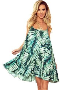 Sukienka Ptakmoda.com na ramiączkach oversize mini