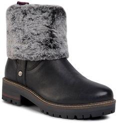 Botki WRANGLER - Denver Boot WL92523A  Black 062