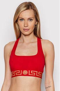 Versace Biustonosz top Donna AUD01039 Czerwony