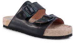 Manebi Espadryle Nordic Sandals K 5.0 R0 Czarny