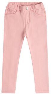 Mayoral Spodnie materiałowe 560 Różowy Super Skinny Fit