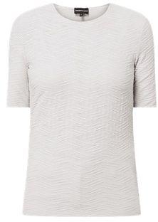Emporio Armani bluzka damska biała
