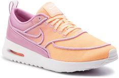 Buty NIKE - Air Max Thea Ultra Si 881119 800 Sunset Glow/Sunset Glow/Orchid
