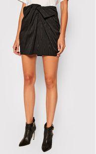 Pennyblack Spódnica mini Verbale 11040720 Czarny Slim Fit