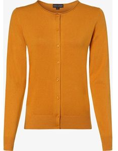 Franco Callegari sweter damski z okrągłym dekoltem kaszmirowy