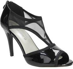 Sandały damskie Sergio Leone czarny