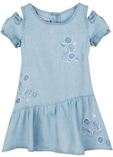 Primigi Sukienka codzienna Little Gripsy Soul 43111501 Niebieski Regular Fit