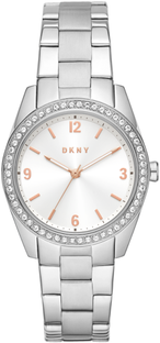 Zegarek DKNY - Nolita NY2901 Silver