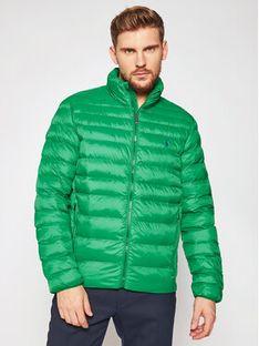 Polo Ralph Lauren Kurtka puchowa Terra 710810897001 Zielony Regular Fit