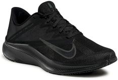 Buty NIKE - Quest 3 CD0230 001 Black/Dk Smoke Grey