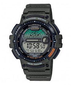 Casio Zegarek WS-1200H -3AVEF Zielony