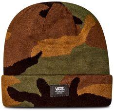 Czapka VANS - Mte Cuff Beanie VN0A3HJ9CMA1 Camo