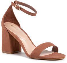 Sandały ALDO - Eteisa 59184617 Brązowy 20