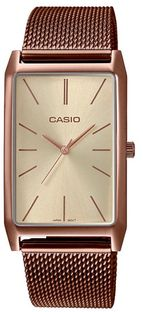 Zegarek CASIO - LTP-E156MR-9AEF Brown