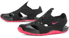 Sandały dziecięce Nike na rzepy na lato