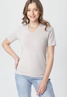 Szary T-shirt Sada
