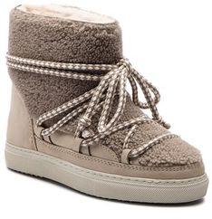 Inuikii Buty Sneaker Curly 70202-16 Beżowy
