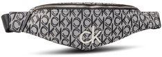 Saszetka nerka CALVIN KLEIN - Re-Lock J Waistbag K60K607078 BLU